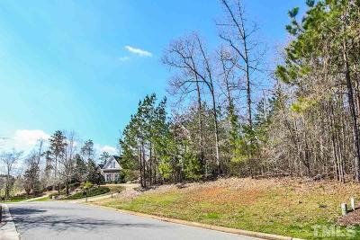 Chapel Hill Residential Lots & Land For Sale: 108 Brown Bear
