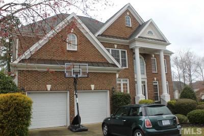 Rolesville Single Family Home Contingent: 500 Heswall Court