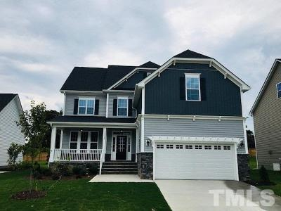 Fuquay Varina Single Family Home For Sale: 1113 Valley Dale Drive