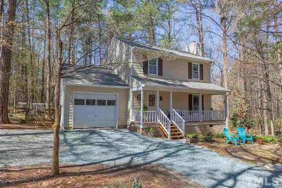 Chapel Hill Single Family Home Contingent: 1509 Tallyho Trail