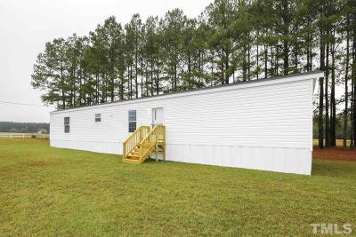 Harnett County Rental For Rent: 87 Luart Drive
