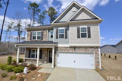 Knolls At The Neuse Single Family Home For Sale: 326 Cascade Knoll Drive