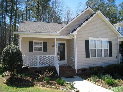Clayton Townhouse Pending: 1840 W Cotton Gin Drive