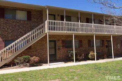 Chapel Hill Condo For Sale: 130 S Estes Drive #A-3