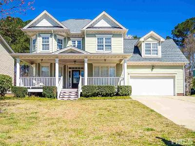 Knightdale Single Family Home For Sale: 1018 Princeton View Lane