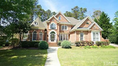 Morrisville Single Family Home Contingent: 105 Ridge Creek Drive