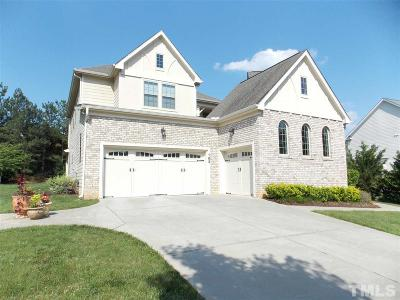 Apex Single Family Home For Sale: 102 Swift Wind Place