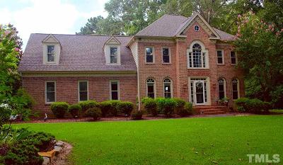 Fuquay Varina Single Family Home For Sale: 4917 Kingpost Drive