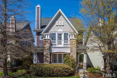 Morrisville Single Family Home Pending: 1612 Legendary Lane