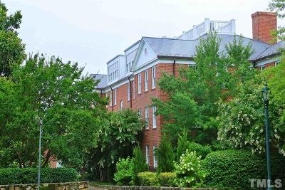Chapel Hill Condo For Sale: 213 E Franklin Street #101