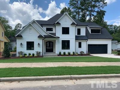 North Ridge Single Family Home For Sale: 7605 Haymarket Lane