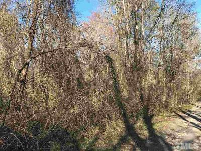 Wake County Residential Lots & Land Pending: 310 Cherry Street