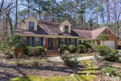 Chapel Hill Single Family Home For Sale: 135 Cedar Hills Circle