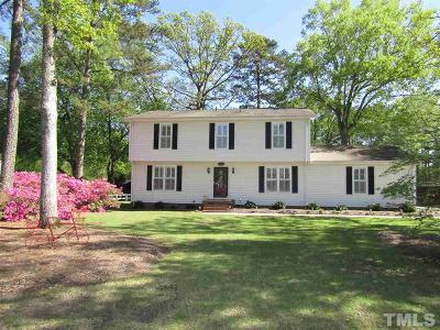 Sanford NC Single Family Home For Sale: $244,900