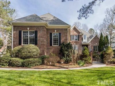 Raleigh Single Family Home For Sale: 5208 Azure Lane