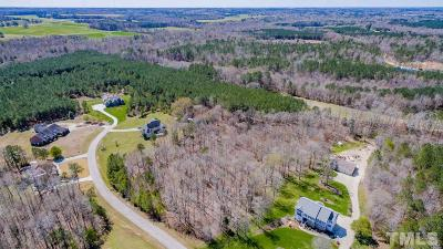 Raleigh Residential Lots & Land Contingent: 4213 Grahamstone Road
