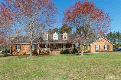 Oxford Single Family Home Pending: 4039 Us 15 Highway