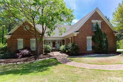 North Ridge Single Family Home For Sale: 7204 North Ridge Drive