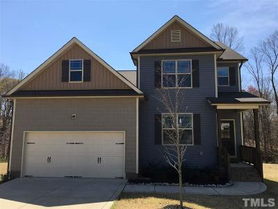 Bunn, Franklinton, Henderson, Louisburg, Spring Hope, Wake Forest, Youngsville, Zebulon, Clayton, Middlesex, Wendell, Bailey, Nashville, Knightdale, Rolesville Rental For Rent: 140 Bobby Ray Court