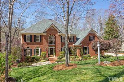 Chapel Hill Single Family Home For Sale: 204 Rhododendron Drive