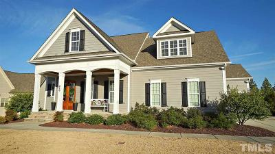Holly Springs Single Family Home For Sale: 220 Meares Bluff Lane