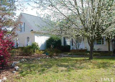Village Of Sippihaw Single Family Home Pending: 900 Occoneechee Drive