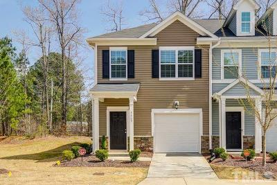 Durham Townhouse Contingent: 1669 Holly Grove Way