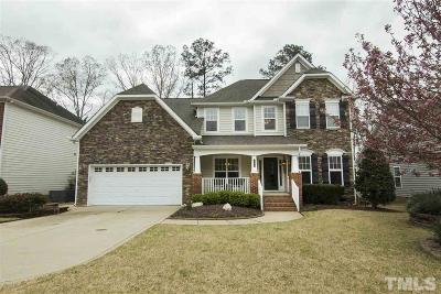 Holly Springs Single Family Home For Sale: 104 Chieftain Drive