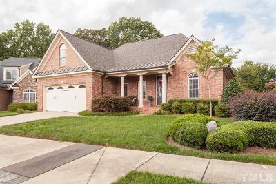 Cary Single Family Home For Sale: 320 Mt Eden Place