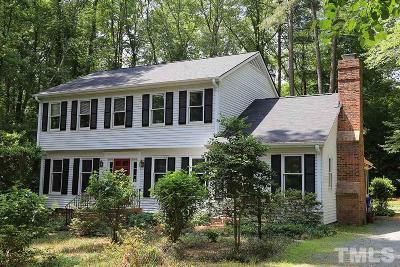 Chapel Hill Single Family Home For Sale: 134 Kingston Drive