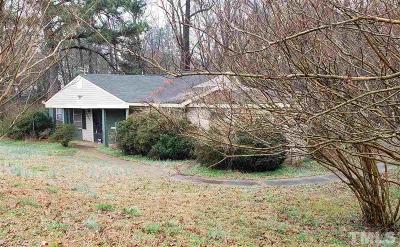 Holly Springs Single Family Home For Sale: 10221 Holly Springs Road