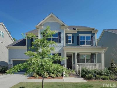 Cary Single Family Home For Sale: 3317 Ogle Drive