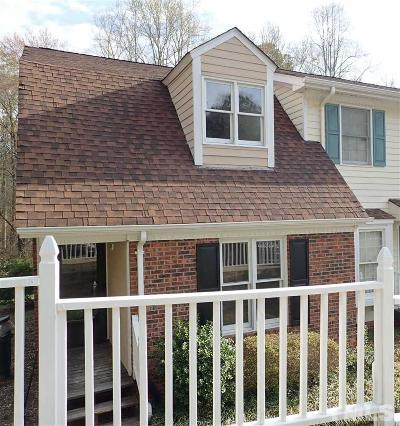 Cary Townhouse Contingent: 103 Charter Court