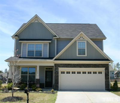 Knightdale Single Family Home For Sale: 1440 Stone Wealth Drive