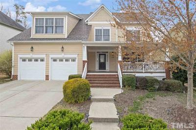 Cary Park Single Family Home For Sale: 1008 Grogans Mill Drive
