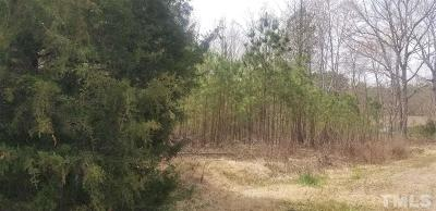 Holly Springs Residential Lots & Land For Sale: 3513 Crittenden Lane