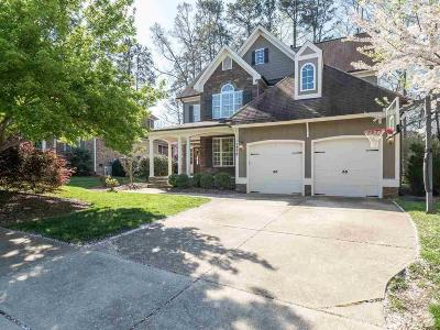 Wake Forest Single Family Home For Sale: 1216 Heritage Hills Way
