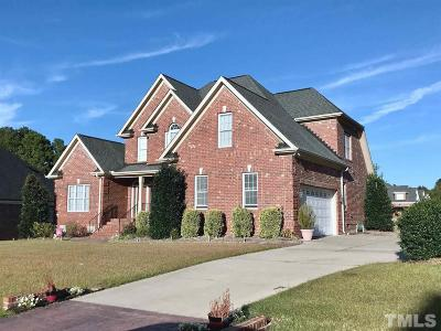 Angier Single Family Home For Sale: 36 Tudor Way