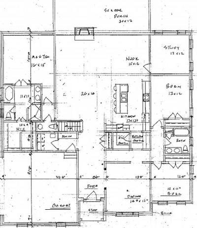 Pittsboro Single Family Home For Sale: LOT 56 Chapel Ridge Drive