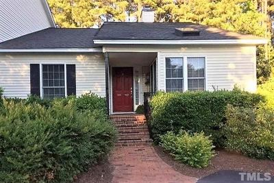 Chatham County Rental For Rent: 390 Lyndfield Close #390 Fear