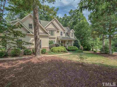 Granville County Single Family Home For Sale: 4022 Fernbank Way