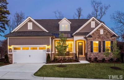 Cary Single Family Home Pending: 116 Damsire Way #MF Lot #