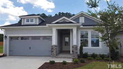 Wendell Single Family Home For Sale: 1809 Cypress Cove Drive