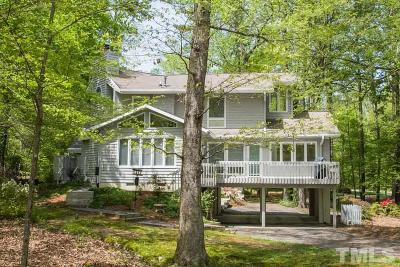 Chapel Hill Single Family Home For Sale: 996 Cleland Drive