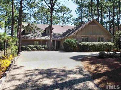 Pinehurst Single Family Home For Sale: 2 Shenecossett Lane