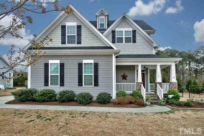 Rolesville Single Family Home For Sale: 1109 Ambrose Drive