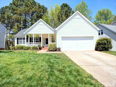 Holly Springs Single Family Home Pending: 217 Arbor Creek Drive
