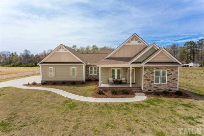 Benson Single Family Home For Sale: 2205 Nc 50 Highway
