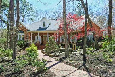 Fuquay Varina Single Family Home For Sale: 4905 Edincroft Place