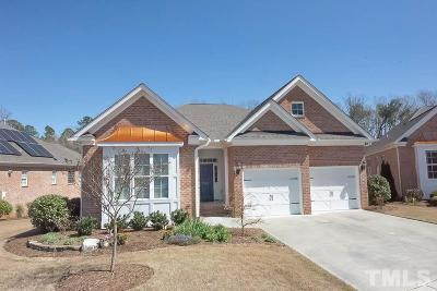 Chapel Hill Single Family Home Contingent: 325 Hales Wood Road